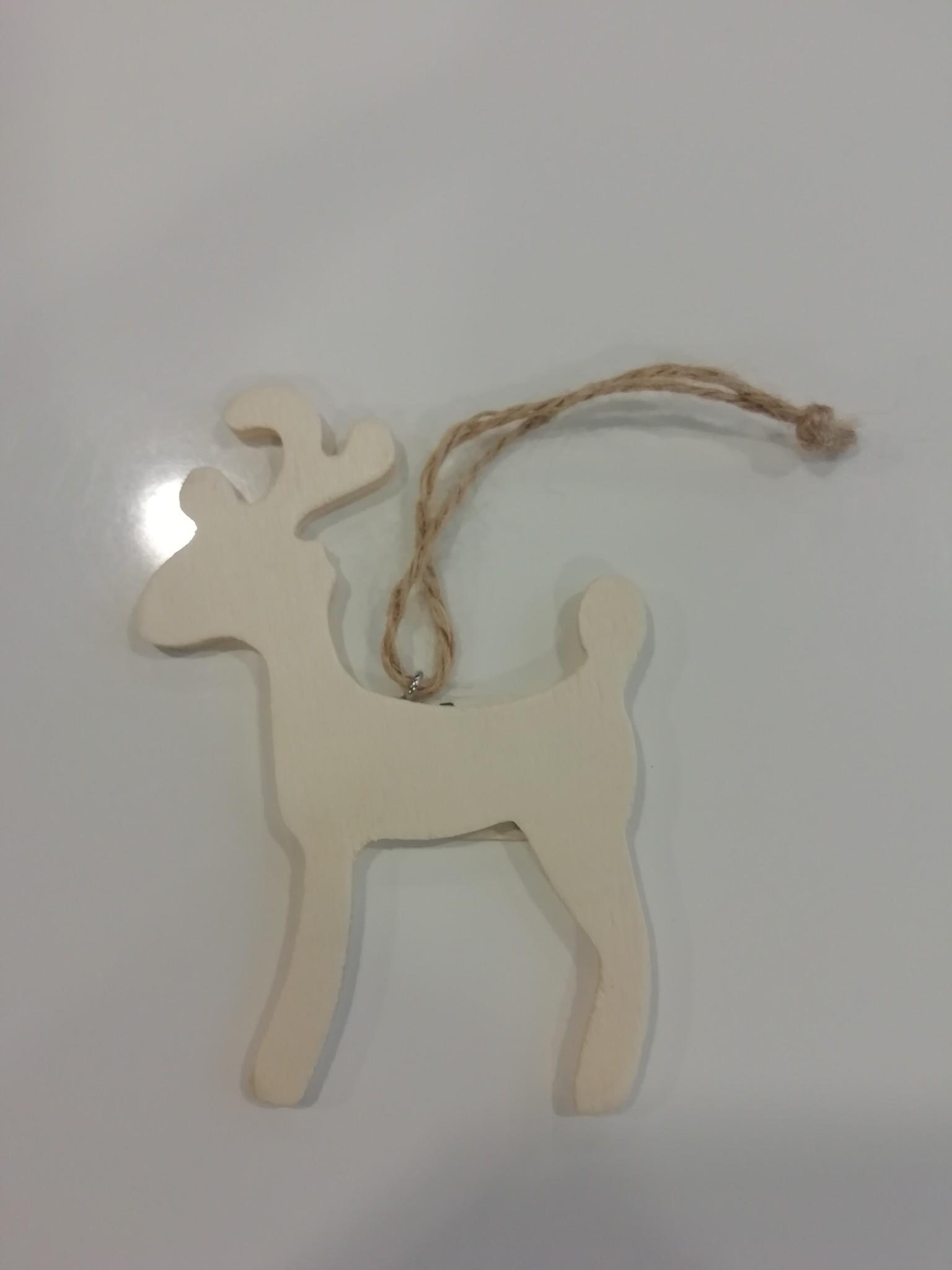 Kerst Ornament 7-9 cm