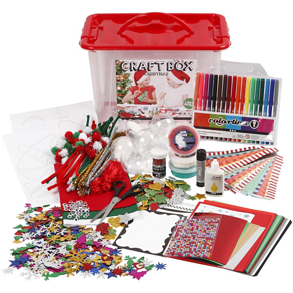 Hobbybox Kerstmis