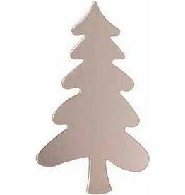 Kerstboom spiegel acrylic