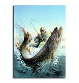 Diamond Painting: visser
