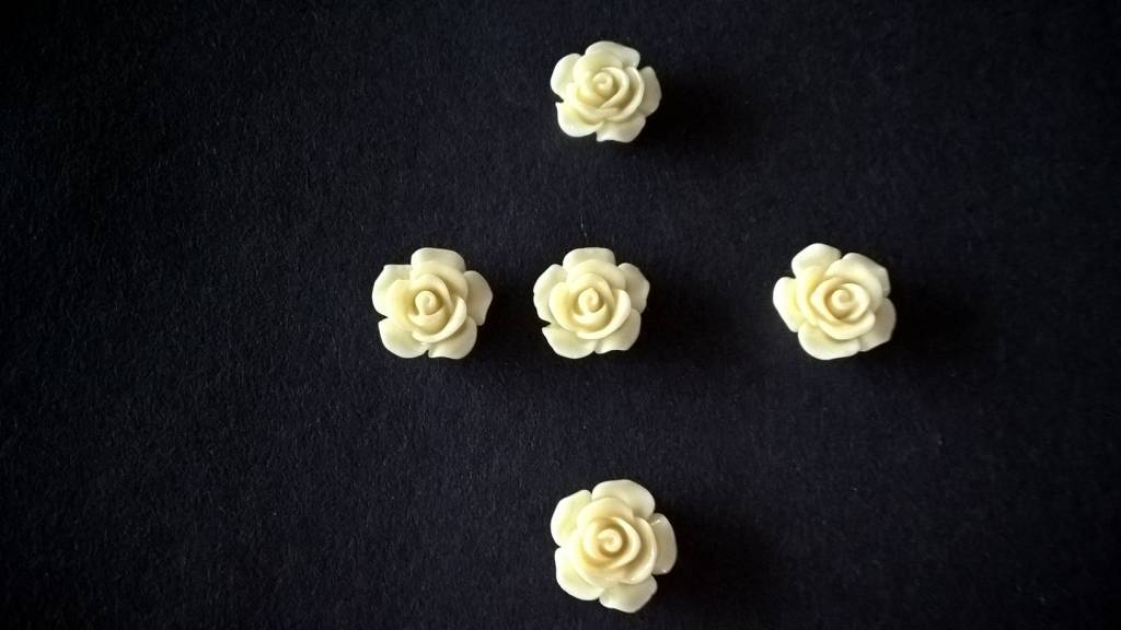 bloemetjes kunsthars