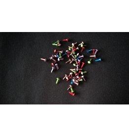 Splitspen pastelkleuren 9mm