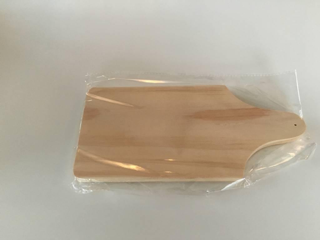 Houten plankje