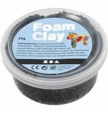 Foam clay doosje 35g zwart