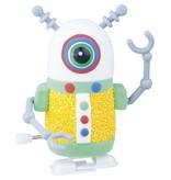 Funny robot geel