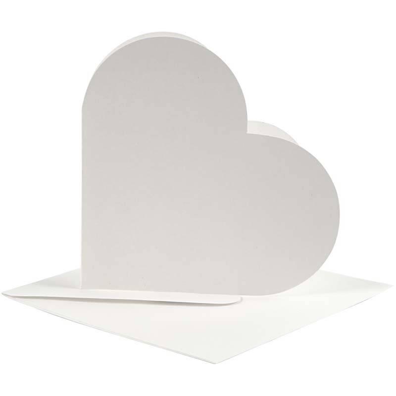 Hartvormige kaarten
