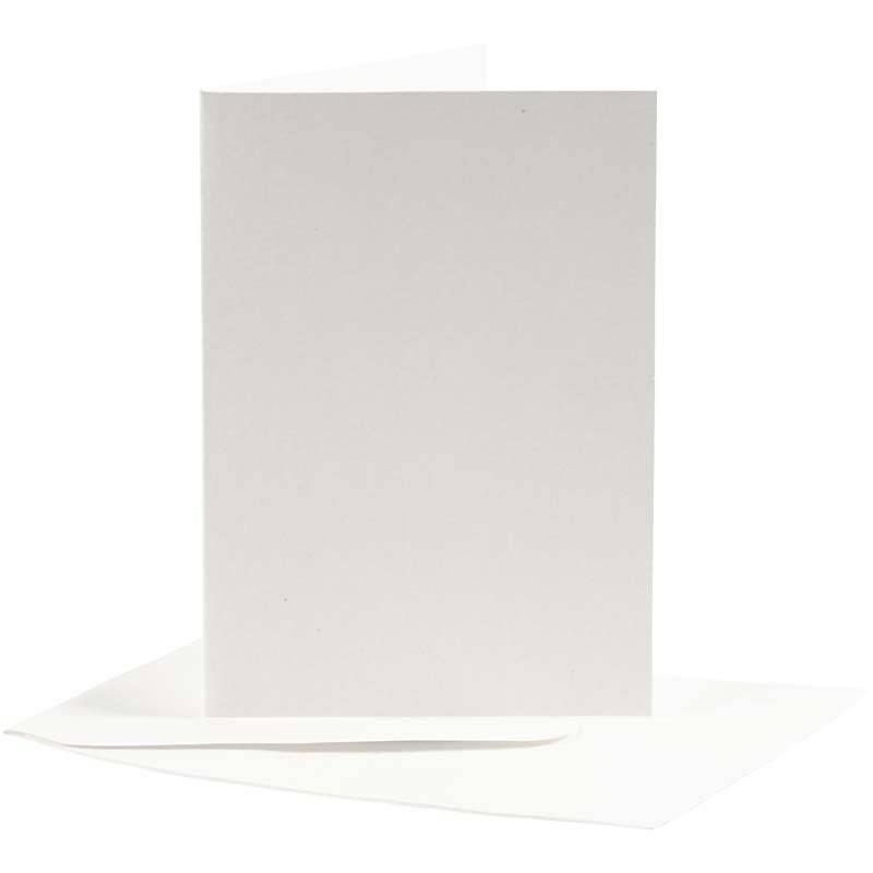 Blanco kaarten 7,5