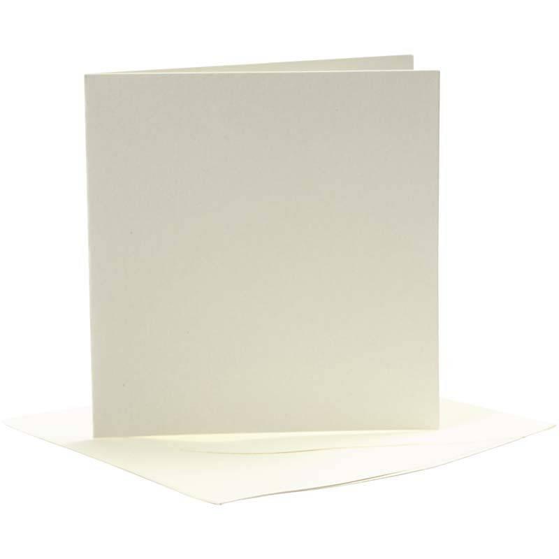 Blanco kaarten 9,5