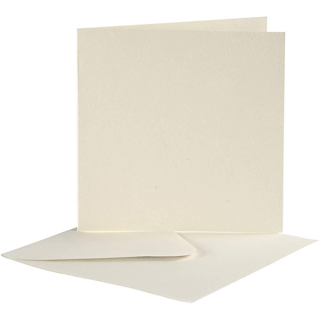 Blanco kaarten 12,5