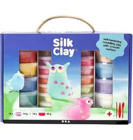 Silk clay set