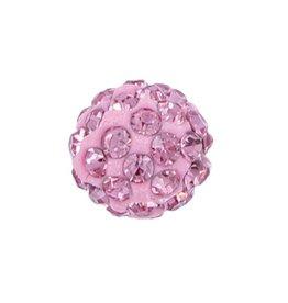 Shamballa kraal roze