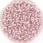 Miyuki delica 11/0 silverlined opal pale rose DB1457