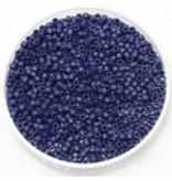 Miyuki delica 11/0 metallic matte royal blue
