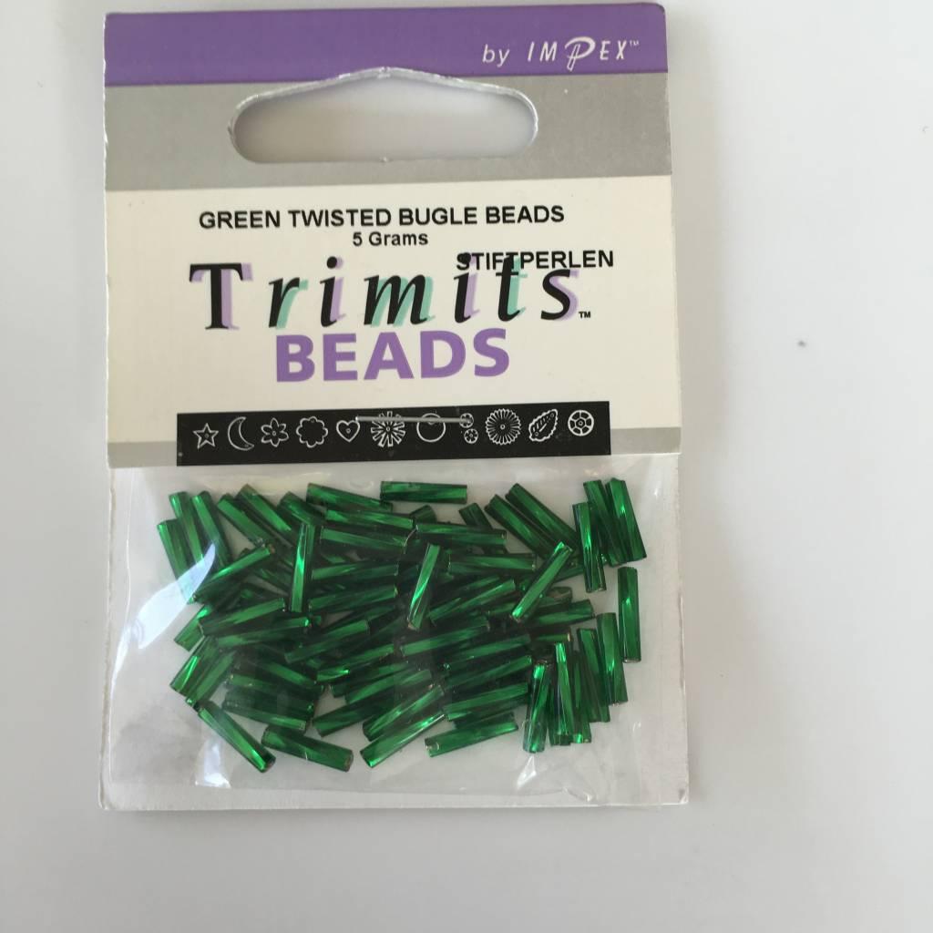 Staafkralen groen
