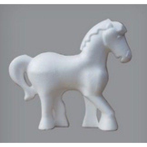 Styropor pony