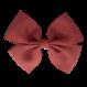 Your Little Miss Haarschleife rosig lila
