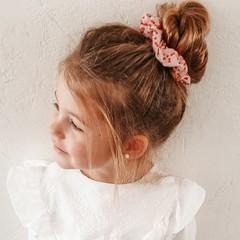 Your Little Miss Scrunchie cherry