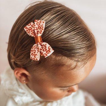 Your Little Miss Mini Haarschleife wilder Zoo
