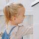 Your Little Miss Satz Mädchen Haarspangen Tierrippe