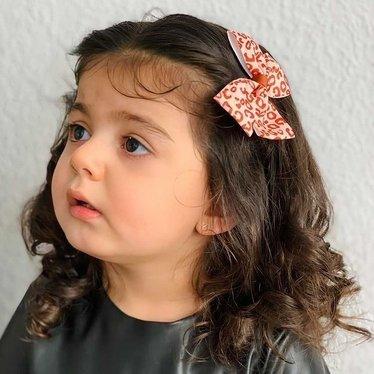 Your Little Miss Haarschleife wild so