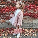 Your Little Miss Stirnband Rose Satin