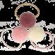 Your Little Miss Set mit 3 großen Gummibändern mit Bommelbonbon