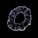 Your Little Miss Mini scrunchie anchor grey