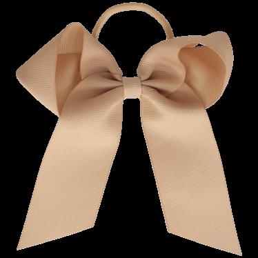 Your Little Miss Haarschleife mit elastischer Bräune