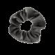 Your Little Miss Mini scrunchie dark grey
