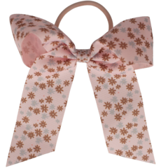 Your Little Miss Hair bow with elastic big flower