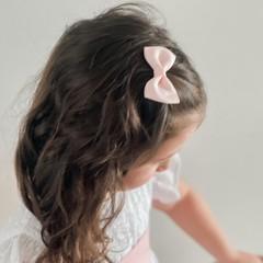 Your Little Miss Haarspange zart rosa