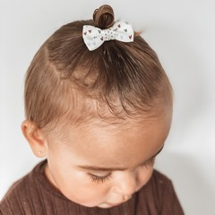Your Little Miss Baby hair clip love