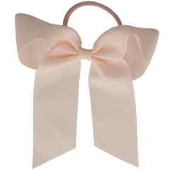 Your Little Miss Hair bow with elastic sideshow rose
