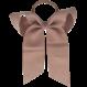 Your Little Miss Haarschleife mit elastischem Carmandy-Check