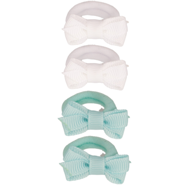Your Little Miss Set mit 4 kleinen Gummibändern, minimales Eis