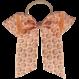 Your Little Miss Haarstrik met elastiek nude shells