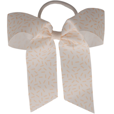 Your Little Miss Haarschleife mit elastischen nackten Tropfen
