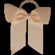 Your Little Miss Haarstrik met elastiek nude linnen