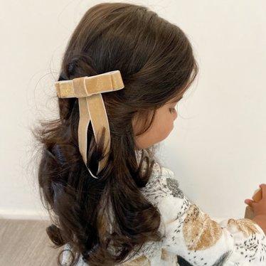 Your Little Miss Haarspeldje vanilla velvet sparkle