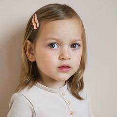 Your Little Miss Satz Mädchen Haarspangen nackte Wellen