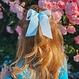 Your Little Miss Haarschleife mit elastischen Muscheln