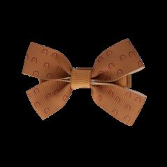 Your Little Miss Haarspange mit Schleife mittel neutral Regenbogen