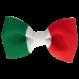 Your Little Miss Haarnadel italienische Flagge