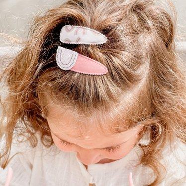 Your Little Miss Setje meisjes haarspeldjes teddy candy - Copy