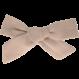 Your Little Miss Haarspange mit Schleife mittleres viktorianisches rosa Leinen