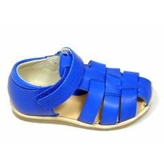 Manuela de Juan MJ sandaal blauw UV