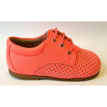 Eli Veterschoen koraal/roze 20.21.22.23.24.25