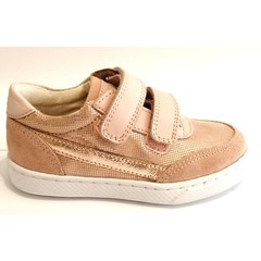10IS Sneaker zacht roze velcro LAATSTE STUK! 34