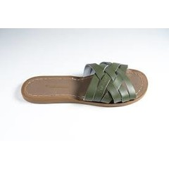 Salt-Water Salt-Water The Retro Slide Olive