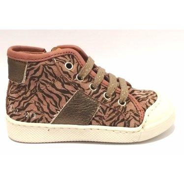 Ocra Sneaker roze zebra 21.22.23.24.25.26